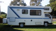 1991 WINNEBAGO FREEWAY MOTORHOME------PRICE REDUCED