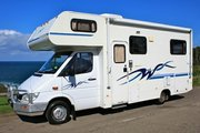 2004 Mercedes Benz Winnebago Leisure Seeker White A