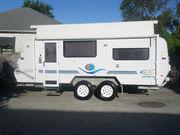 2003 Jayco Freedom poptop caravan