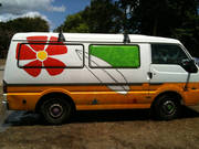 Ford Econovan 1999 campervan FOR SALE NOW!