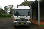 Motorhome/ Hino truck