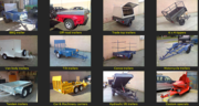 Custom built trailers - Tradesman trailers | Blackburn Trailers