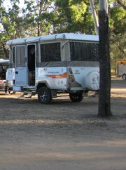 2012 Jayco Outback Penguin Camper Trailer