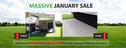 Massive January Sale by Australia Wide Annexes!!