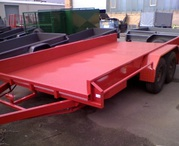 Car Trailers for Sale at affordable Prices - Europe Trailers
