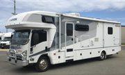 Beaches RVs   Moterhome,  Caravans,  Csmpervans