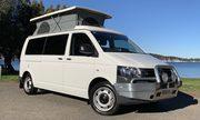 Campervans For Sale Sydney Volkswagen T5 4-Motion Pop Top