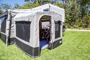 Steel Frame Extension Room - Xtend Outdoors