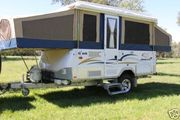 Jayco Outback Hawk Camper Dec 2008