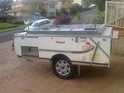 Cub Camper Supermatic Regal 2000 On Road