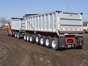 2000 Benson Bottom Trailer For Sale